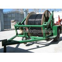 Quality Cable Drum Trailer,Cable Winch,Cable drum trailer hydraulic for sale