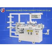 Quality Asynchronous Label Die Cutting Machine High Efficiency For Glue Hole Cutting for sale
