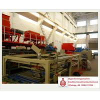 Quality PVC Gypsum Ceiling Board Automatic Laminator Machines , Anti Friction Sheet Laminator Machines  for sale