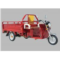 Quality Cargo Carriage Three Wheel Electric Scooter 48V 800W Motor 120AH Battery for sale