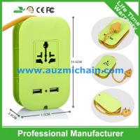 Quality Universal World Wide Travel Charger Adapter Plug for sale
