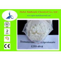 Buy cheap 1255-49-8 Testosterone / Testosterone Phenylpropionate Raw Hormone Powders product