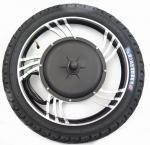 "Quality 36v 48v 500w 18"" Wheel Hub Motor Kit For Electric Bike / Scooter for sale"