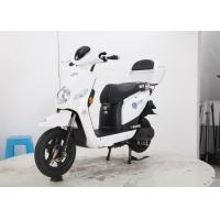 Quality With USB Charger Motor  Power 800W  Electric Moped Scooter  60v20ah Lead Acid Battery LCD Speedmeter for sale