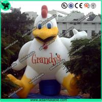 Quality Giant Inflatable Rooster,White Inflatable Chicken,Event Inflatable Rooster for sale