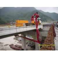 Buy cheap Professional cost effective aerial platform and under bridge inspection unit  from HSA from wholesalers