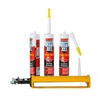 China 300ml Silicone Sealant Caulking Gun For Construction Building on sale