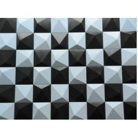 Quality PVC Material Waterproof Exterior 3D Wall Panels Outdoor Wall Covering Stone Wall Background for sale