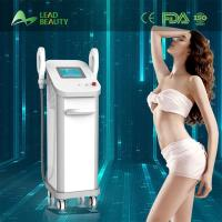 Quality Advanced cooling system painless permanent hair removal CE certification IPL shr machine for sale