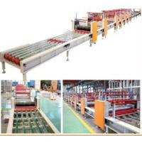 Quality composite eps magnesium oxide board and cement board production line for sale