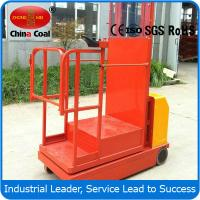 Quality AMWP7.5-2000 Single Person Hydraulic Lift Platform for sale