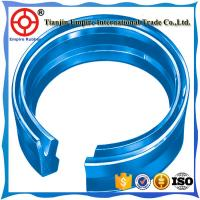 Quality Rod seal for hydraulic cylinder for high-pressure applications and extreme pressure peaks. for sale