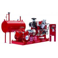 Buy cheap 1000GPM150PSI Ul/FM Split casing Fire fighting Diesel Engine Pump Set from wholesalers