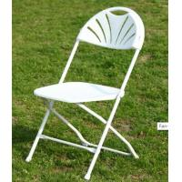 Quality China Fan-Back Folding Chair for Church,Outdoor Wedding Event for sale