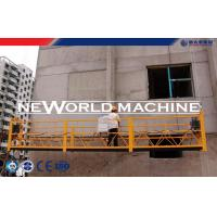 Quality Construction Hoist Elevator Temporary suspended platform for High-rise building for sale