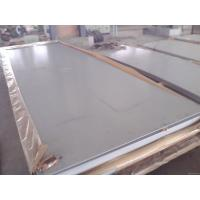 Mirror Cold Rolled 316 304 409 Stainless Steel Sheet / SS Plate 2B BA 8K Finish