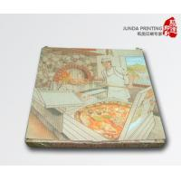 Quality Cardboard Pizza Boxe For Fast Food Packaging , Global Standard 12inch Pizza Box  for sale