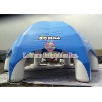 Buy cheap Beautiful Inflatable Airtight Tent For Promotion / Advertising / Commerce Show product