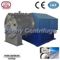 Buy cheap Automatic Continuous 2 Stage Pusher Separator - Centrifuge for EPS Dewatering, got actual case product