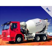Sinotruk Concrete Mixer Trucks