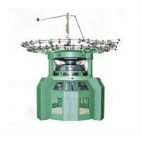Quality Pattern Wheel Loop Transfer Rib Knitting Machine Brand New Frame Structure Design for sale