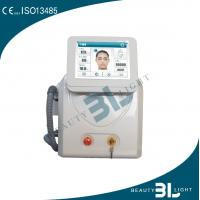 Quality Portable T808-I 808nm 600W Portable diode laser hair removal machine with USA emitter for sale