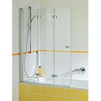 Cheap Easy Cleaning Shower Door Glass Transparent Obscure Pattern wholesale