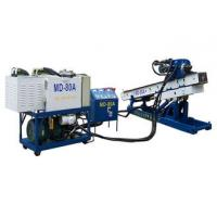 Quality Small Skid Mounted Split Anchor Drilling Rig DTH Hammer Drill Machine for sale