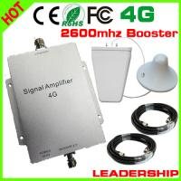 Buy cheap 1 Set Newest 65dB Mobile Signal Booster Repeater 4G booster 4G amplifier 2600MHZ from wholesalers
