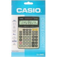 Buy cheap Casio DJ-240D DJ 240D Check Correct Calculator 14 digit display product