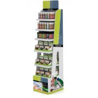 Quality Attractive Design Flooring  Retail POS Displays Stands for Candy & Chocolate for sale