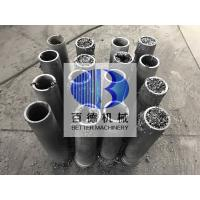 Quality Id80/50x600mm Silicon Carbide Tube RBSiC / SiSiC Burner Nozzles For Tunnel Kiln for sale