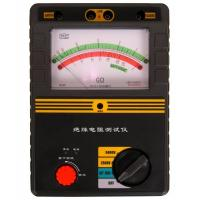China Portable Clamp Digital Insulation Resistance Tester 6V DC Power Supply on sale