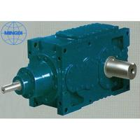Quality 67 - 10800kw Industrial GMC Series Bevel Helical Gearbox Foot Mounted for sale