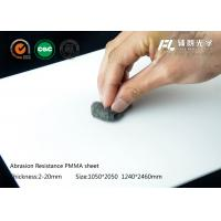 China Super Hardness Hard Coated Acrylic Sheet for industrial equipment covers on sale