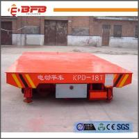 Quality Low Voltage Railway Turning Rail Bogie Up To 300T For Sale for sale