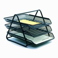 Quality Promotion Gifts, File Holder, Stationery Set, Three Tire Document Tray (W2014) for sale