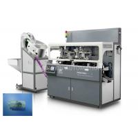 Buy cheap Fully Automatic Screen Print Machine Chain - Type For Multicolor Glass Tube Plastic Tube product