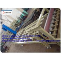 Quality Glazed / PET Film Coated MGO Waves Roof Tile Making Machine Roof Sheet Machine 6mm Thickness for sale