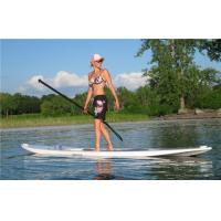 Quality Customized Blow Up Stand Up Paddle Board , Inflatable Race Sup Eco Friendly for sale