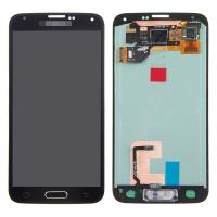 Quality For Samsung Galaxy S5 SM-G900/G900A/G900V/G900P/G900R4 LCD and Digitizer Assembly with Home Button - Black - Grade A+ for sale