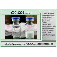 Quality Peptide Human Growth Steroid CJC-1295 Injection Powder For Muscle Enhance for sale