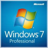 Windows Product Key Sticker for Win 7 Professional Dell Brand COA labe