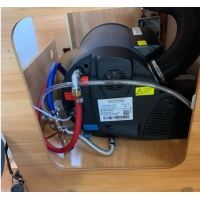 Quality JP COMBI HEATER 6KW 12V 230V DIESEL COMBI ELECTRICITY HEATER SIMILAR TO TRUMA D6E for sale