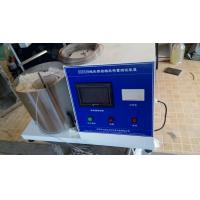 Quality Rock Wool Thermal Load Testing Equipment PLC Touch Screen Control for sale