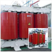 Quality Cast Resin Low Capacity Low Voltage Distribution Transformer 33 KVA F - H - Insulation Class for sale