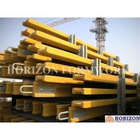 China Universal Wooden Beam Wall Formwork Systems 4m Height For Water Tanks on sale