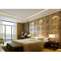 Quality 3D Embossed Modern Mural 3 Dimensional Wallpaper for Home Wall Decor Wall Art for sale