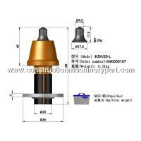 Buy cheap Recycled 26g Wirtgen W5 Road Milling Bits Install On Toolholder product