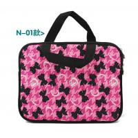 """Quality Insulated Neoprene iPad Sleeve / Tablet Netbook Sleeve 15"""" With Handle for sale"""